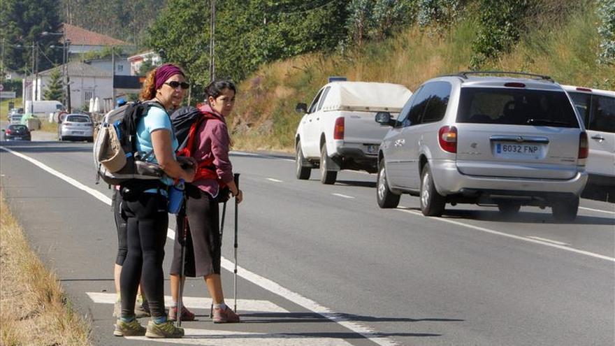 Los madrileños, los más decididos a emprender el Camino de Santiago