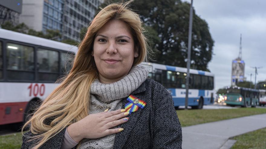 Lourdes Arias, pedagoga, enfermera y empleada del Ministerio de Salud de la provincia de Buenos Aires