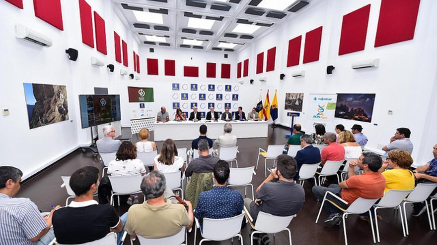 Presentación de la Escuela de Ganadería y Pastoreo de Gran Canaria