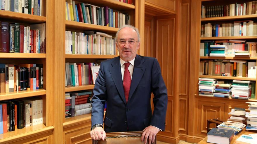 El historiador Santiago Muñoz Machado.