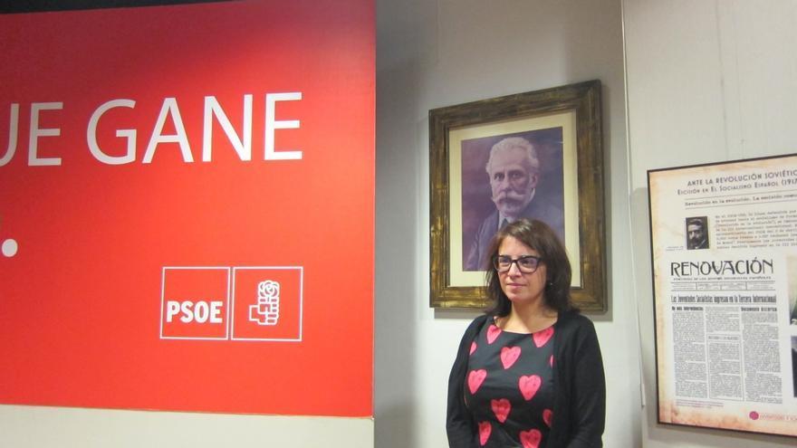 """Lastra insiste en que el 'crowdfunding' de Pedro Sánchez es legal y se mantendrá por el """"compromiso"""" con los donantes"""