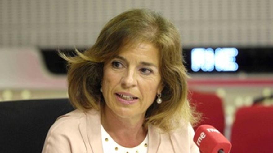 Juan Ramon Lucas entrevista a Ana Botella Alcaldesa de Madrid