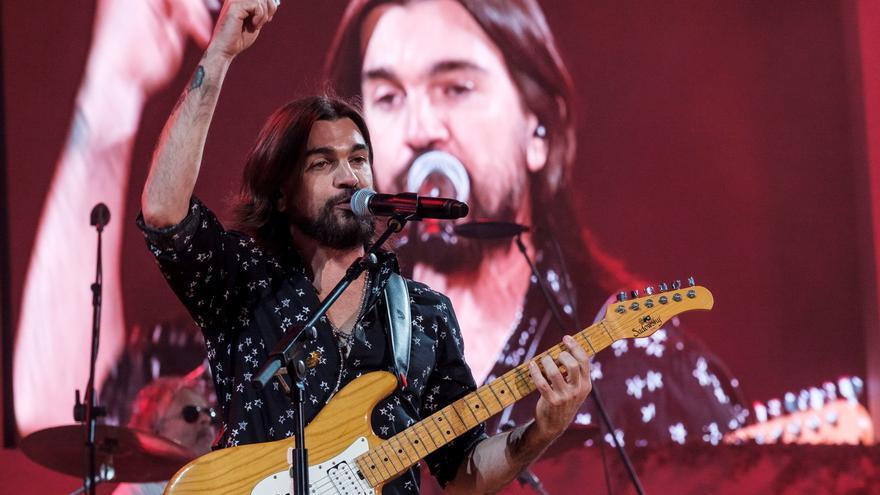 """Juanes estrena la adaptación en español de """"Dancing in the dark"""" de Springsteen"""