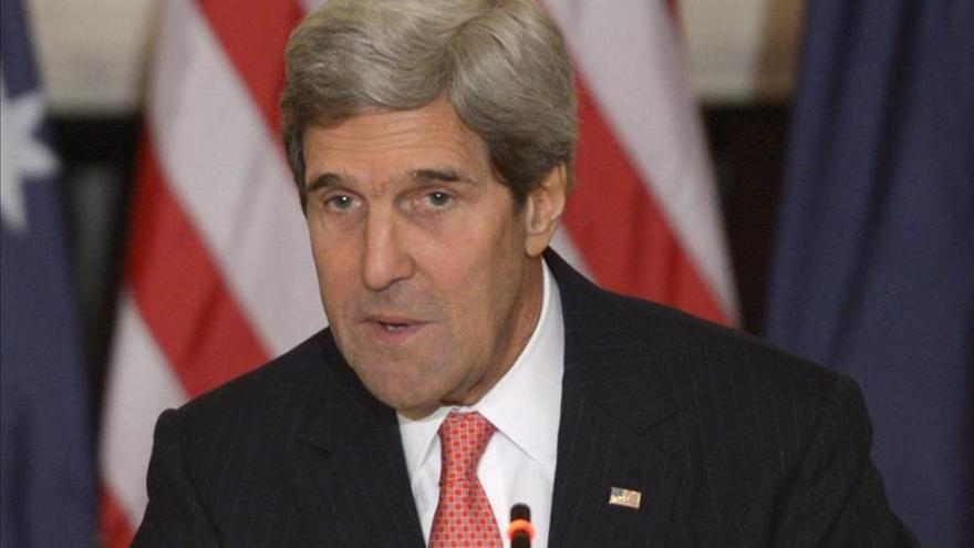 Kerry llega a Ginebra para incorporarse a las negociaciones nucleares con Irán