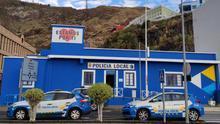 Dependencias de la Policía Local de Santa Cruz de La Palma.