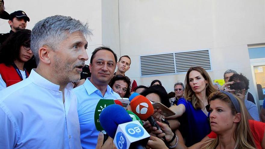 Interior niega el colapso en los centros de acogida de inmigrantes y pide una solución europea