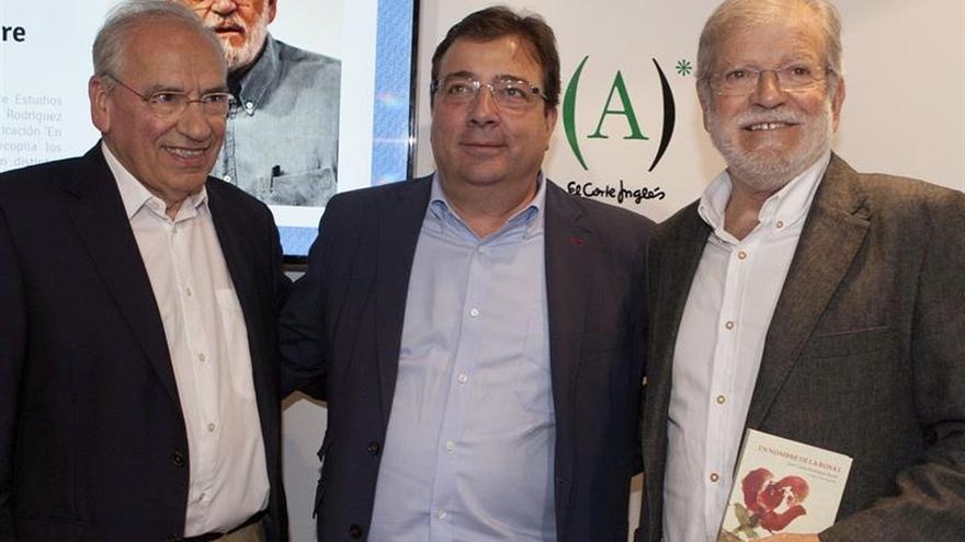 Rodríguez Ibarra ve nuevas elecciones tras la acusación de la Fiscalía a Griñán y Chaves