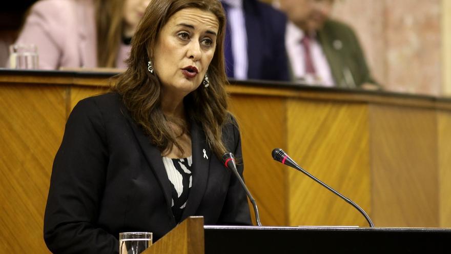"""Gaya dice que """"ha cumplido"""" la Ley de Discapacidad en las bolsas de docentes y PP-A le acusa de """"pisotear derechos"""""""