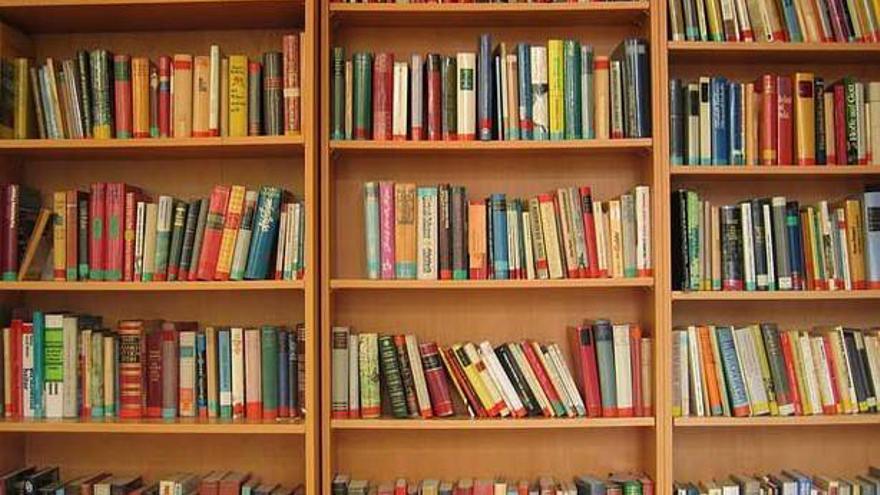 Una librería