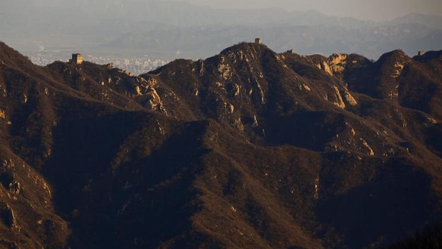 Pekín restaura la muralla de la Ciudad Prohibida, en riesgo de derrumbe