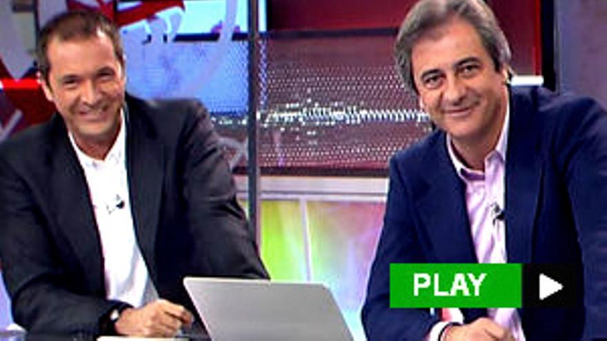 Lama y Carreño responden con sorna a Alves y lanzan un dardo a 'Jugones'