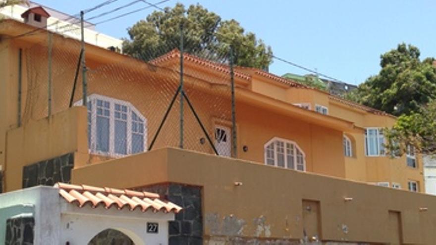 Centro de menores en Tafira.