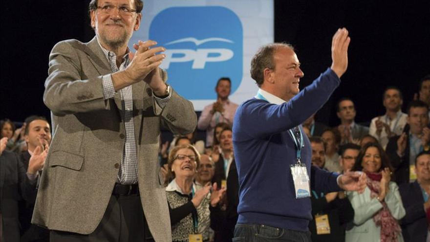 """Rajoy emplaza a Mas a """"recuperar la cordura"""" y a hablar dentro de la ley"""