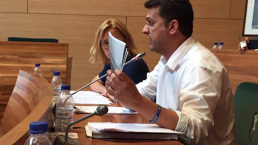 Juan Ramón Adsuara, alcalde de Alfafar