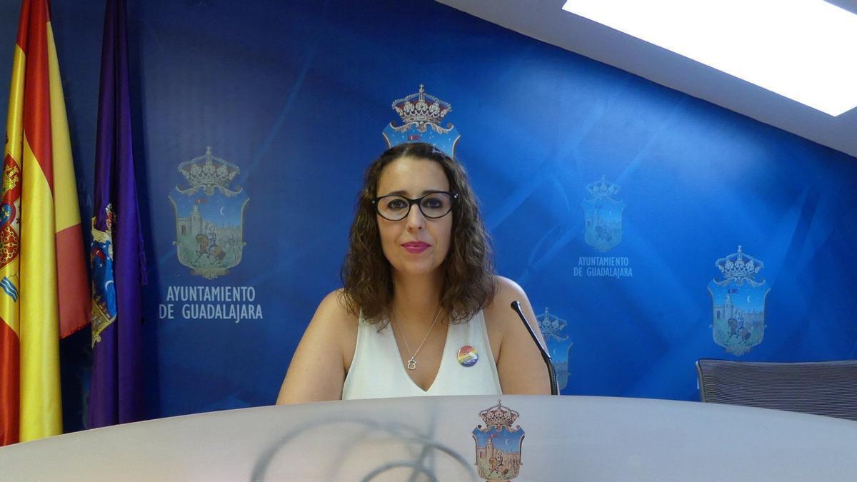 Sara Simón, concejala de Igualdad, Derechos de la Ciudadanía y Festejos