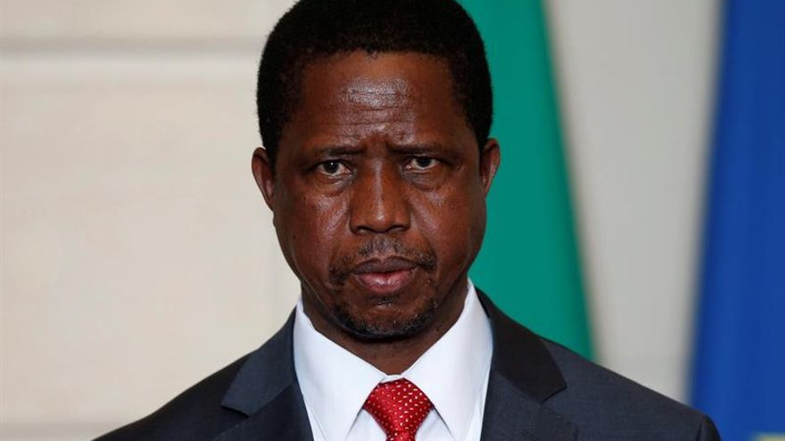 """Zambia recurre a los militares para combatir a los """"gusanos del Ejército"""""""
