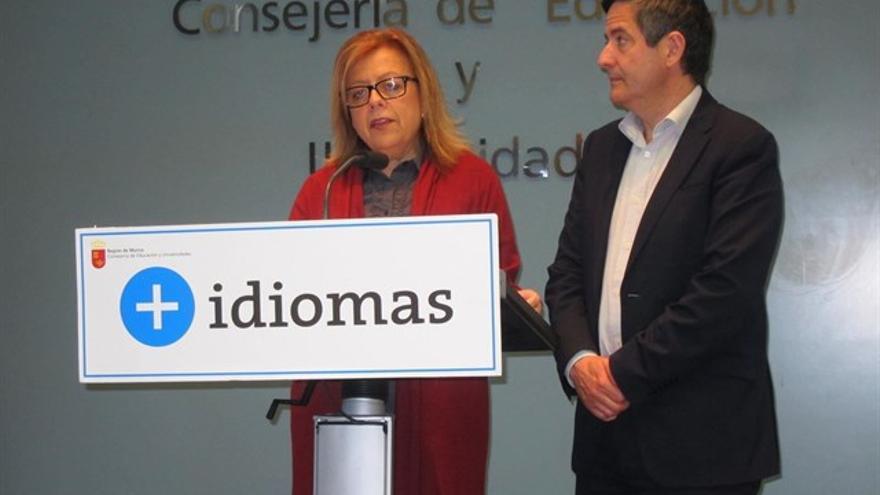 Mª Isabel Sánchez Mora y Enrique Ujaldón
