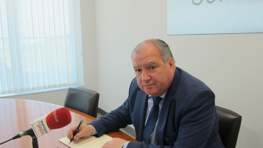 """Confebask cree que sería bueno que el PNV se implicara en los PGE, pero """"hay que ver en qué condiciones"""""""