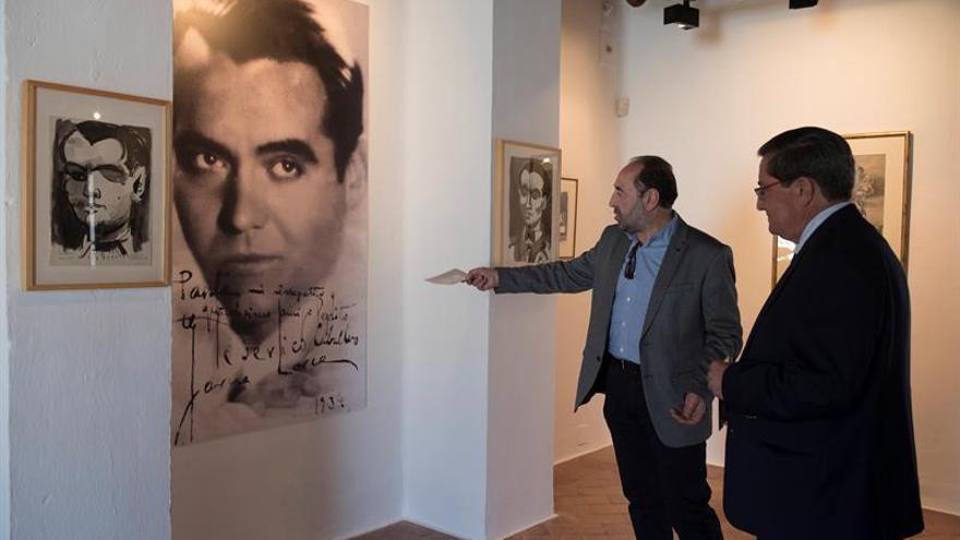 """""""Los árboles se han ido"""",última antología de Lorca que paga derechos de autor"""