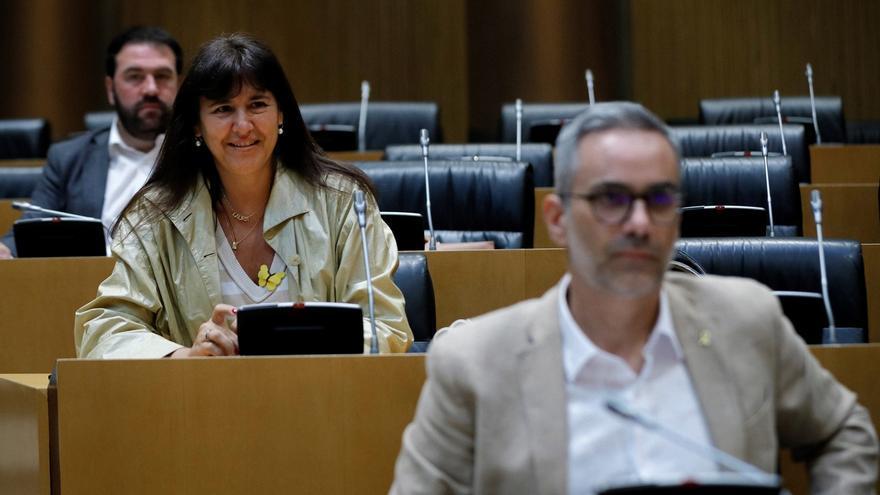 El Congreso da de plazo hasta el 11 de junio para que Laura Borràs se explique sobre su suplicatorio