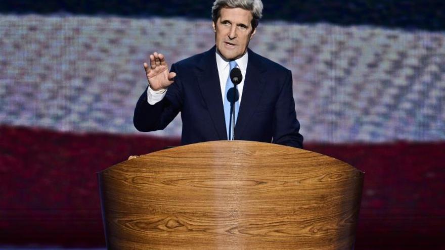 "Kerry advierte que el revisionismo de Siria sobre Ginebra 2 ""no funcionará"""