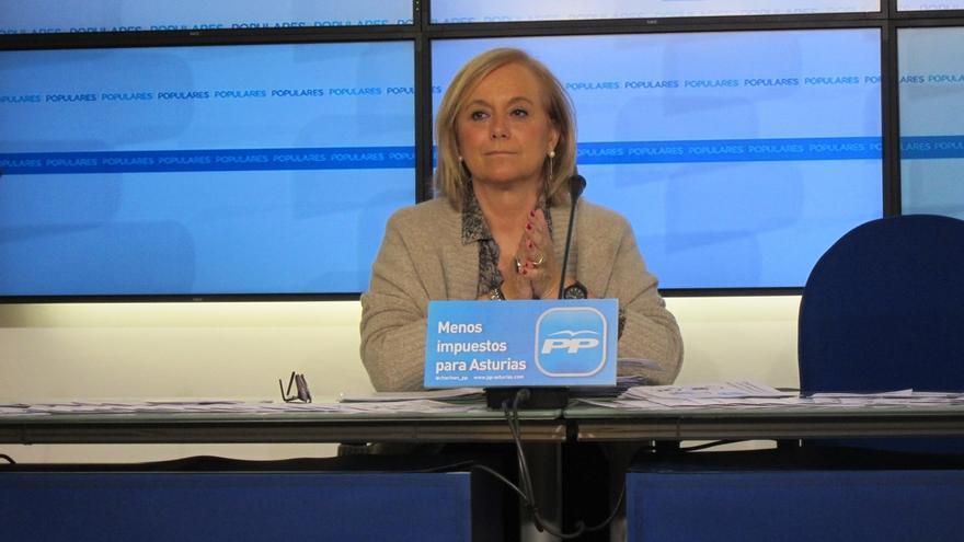 El PP asturiano da luz verde a su presidenta para apoyar el presupuesto del Gobierno de Javier Fernández