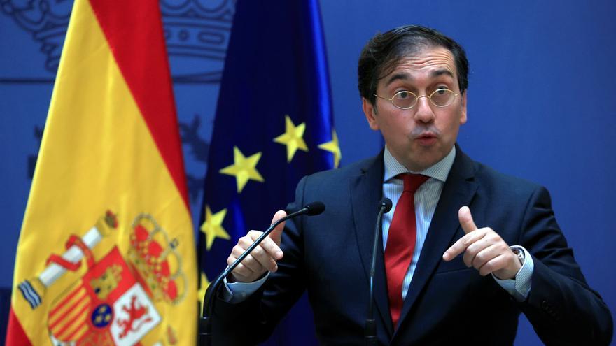 """Albares viaja a Londres porque """"es fundamental"""" ante la negociación de Gibraltar"""