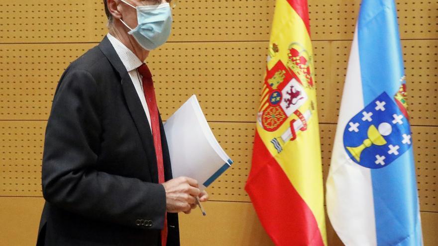 """Galicia pide al Gobierno reformas para establecer """"cordones sanitarios"""""""