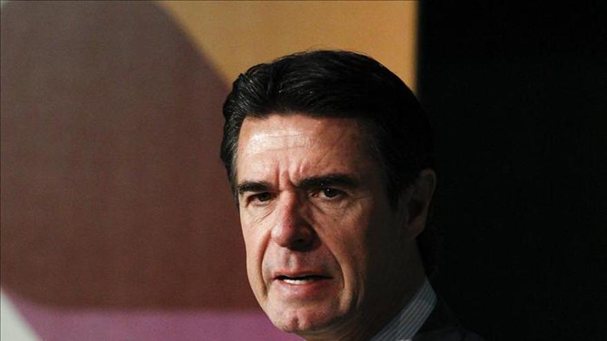 El ministro de Industria, José Manuel Soria. / Efe