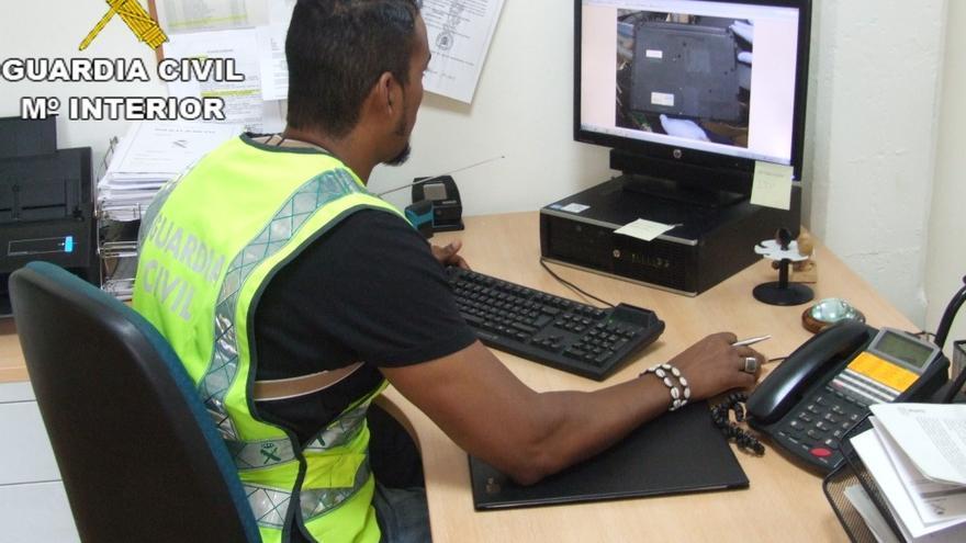 La detención se ha desarrollado dentro del marco de la operación 'Porinfa'
