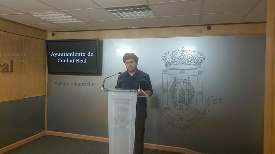 Jorge Fernández de Ganemos Ciudad Real