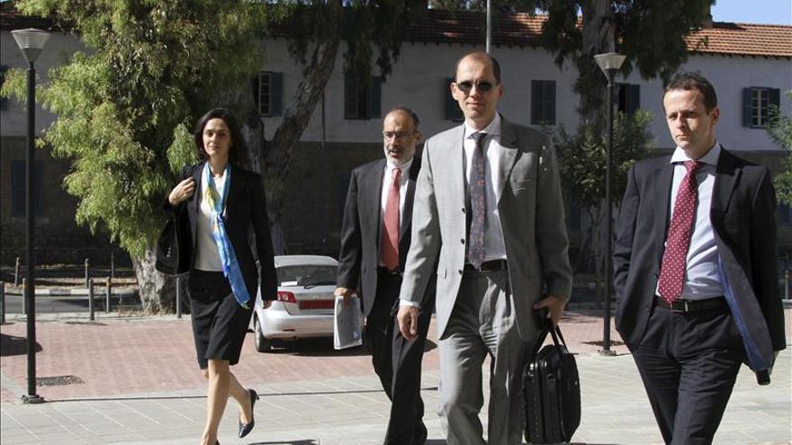 "La ""troika"" cierra esta semana su tercer examen de la banca española"