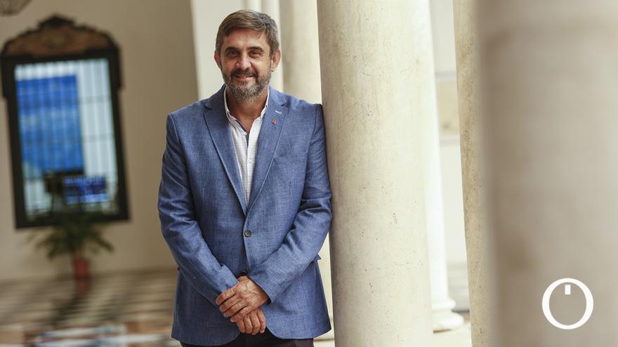 Entrevista a Ramón Hernández, delegado de Memoria Democrática