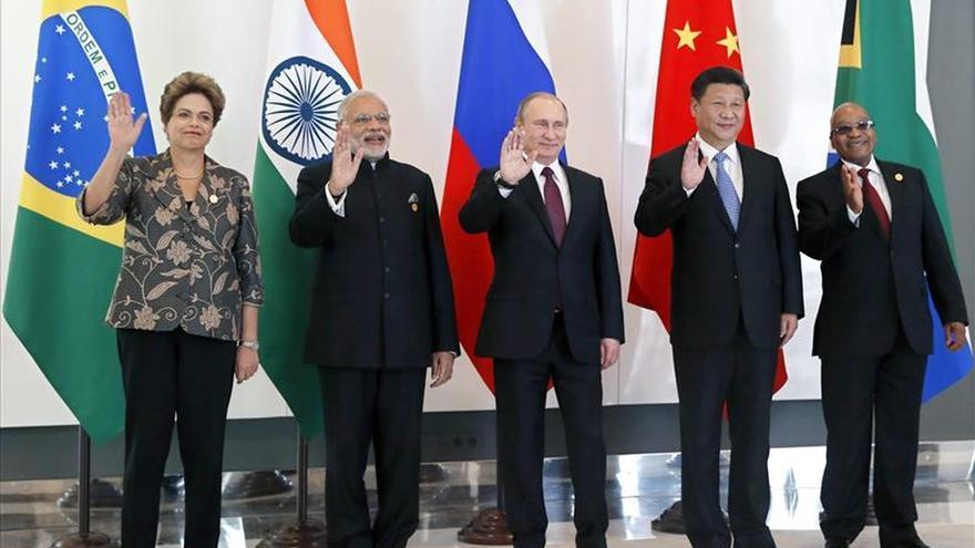 Brasil, Rusia, China, India y Sudáfrica piden unidad ante amenaza terrorismo