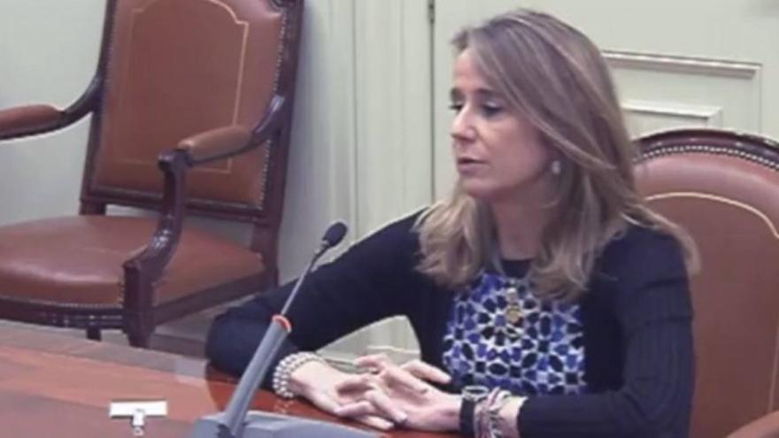 La jueza de la Audiencia Nacional, Carmen Lamela