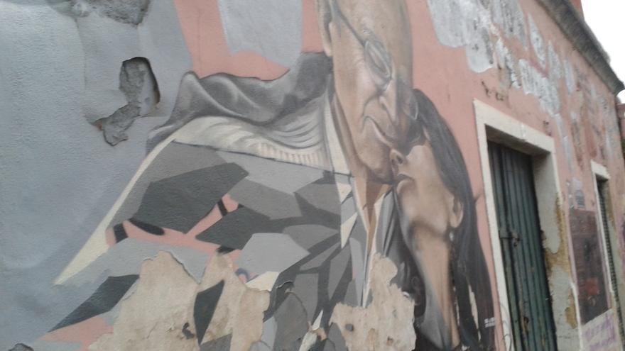Grafiti. / Rosa María Artal
