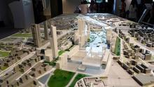 La construcción en Madrid Nuevo Norte empezará como pronto a finales de 2019