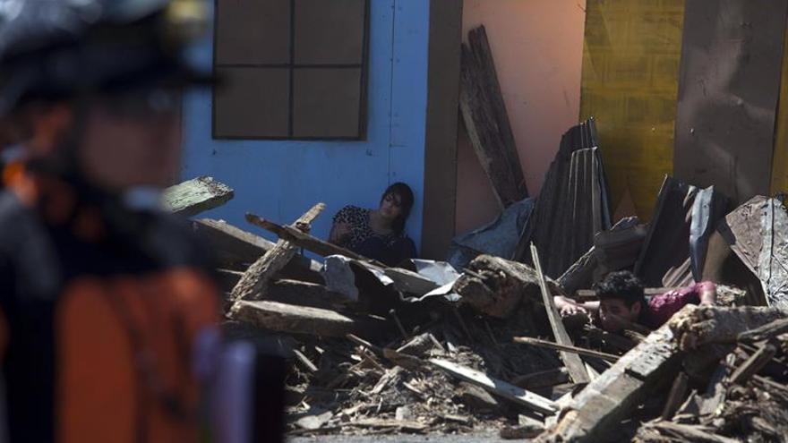 Un terremoto de 6,9 grados sacude la frontera entre Guatemala y México