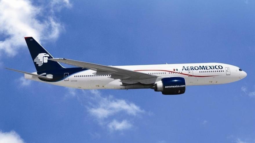 Aeroméxico recibirá apoyo financiero de la canadiense Aimia por 100 millones de dólares