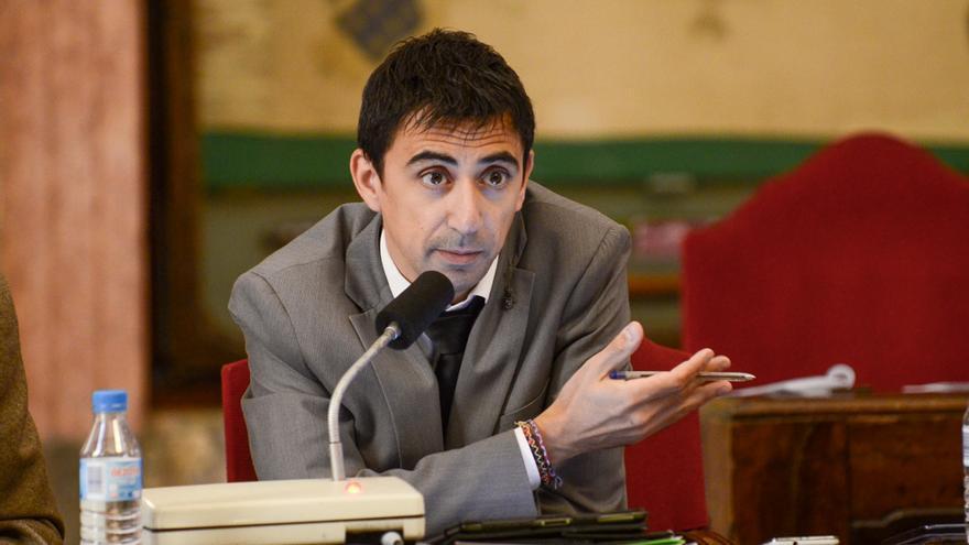 Rubén Juan Serna, candidato a alcalde de Murcia con UPyD