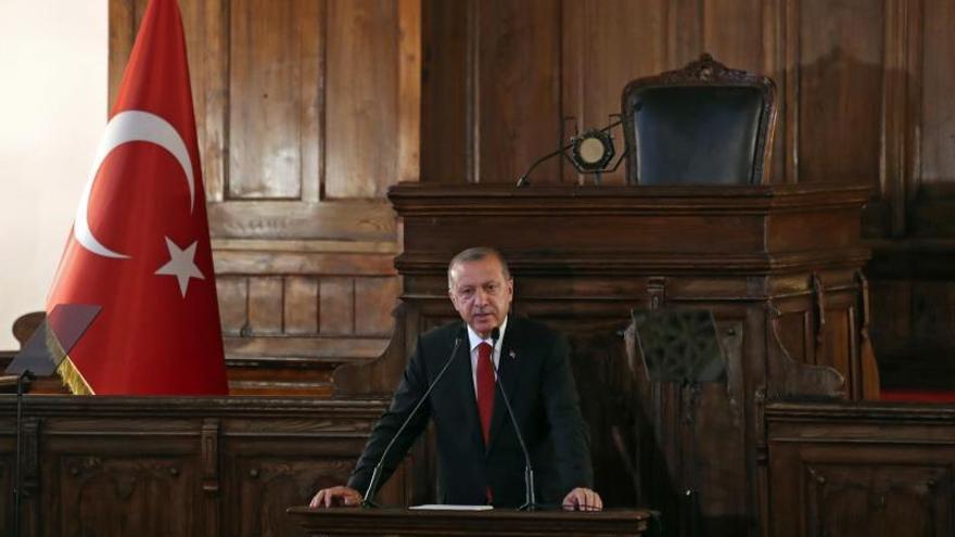 El líder de la oposición turca multado por insultar a Erdogan