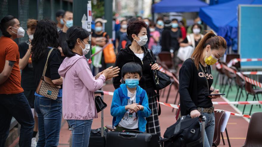 Pospuestos los viajes entre Hong Kong y Singapur por el repunte de casos