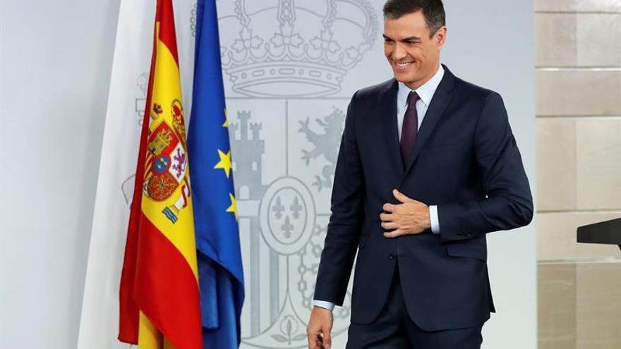 """Sánchez sobre Cataluña: """"Nunca renunciaré al diálogo"""""""
