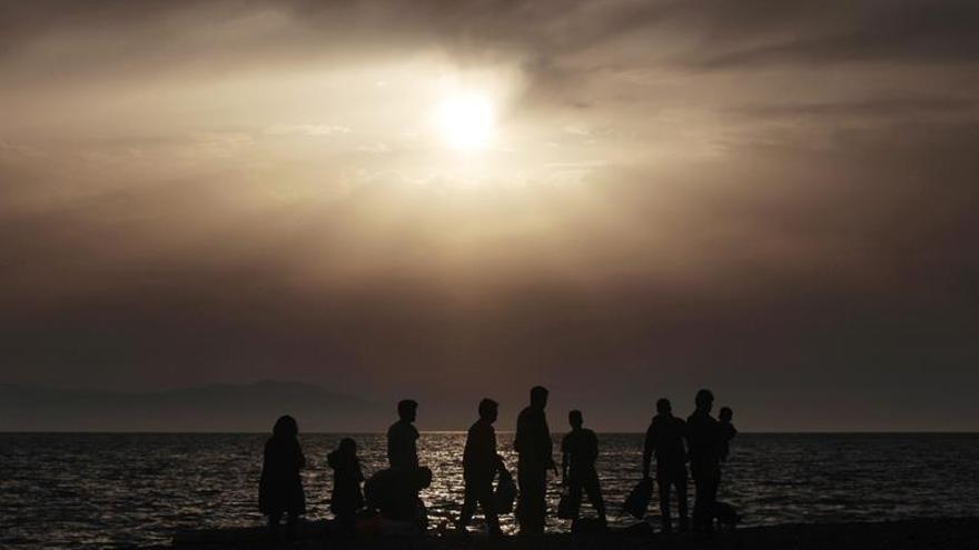 Ocho desaparecidos en un naufragio ante las costas de la isla griega de Kos