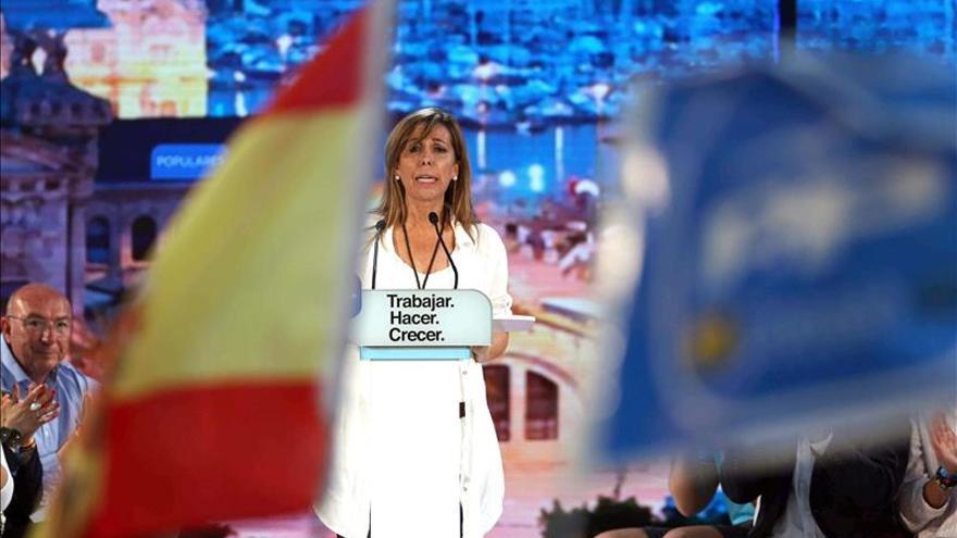 S.Camacho pide reflexión de por qué PPC no puede hacer un mitin en libertad