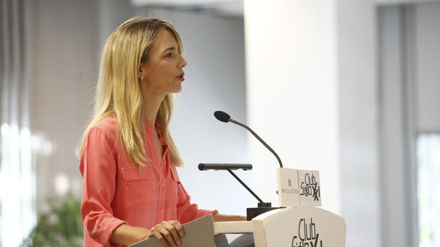 """Álvarez de Toledo responde a Errejón: """"En cambio a él la dictadura venezolana le debe mucho"""""""