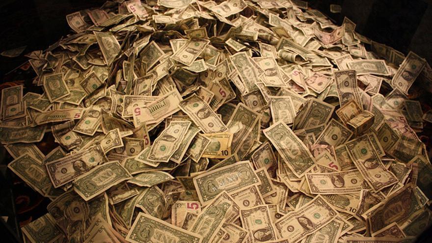 En un año, Compaq obtuvo cerca de 82 millones de euros de beneficios (Foto: aresauburn   Flickr)