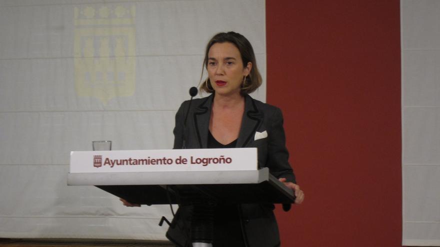 El PP propone a la alcaldesa de Logroño como sustituta de Íñigo de la Serna en la Vicepresidencia de la FEMP