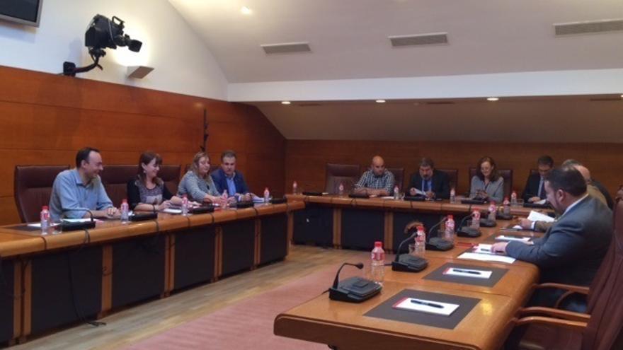 La comisión de investigación de Ecomasa retoma las comparecencias tras cuatro meses de parón