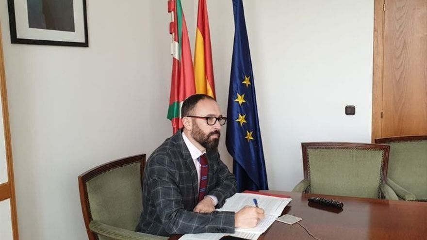 """El delegado del Gobierno en el País Vasco dice que, """"sin salud, no hay industria ni economía que valga"""""""